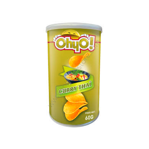 CHIPS AU CURRY THAI