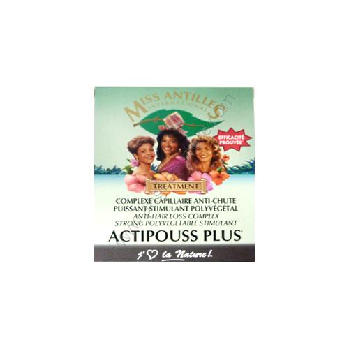 COMPLEXE CAPILLAIRE ANTI CHUTE ACTIPOUSS PLUS 4 P