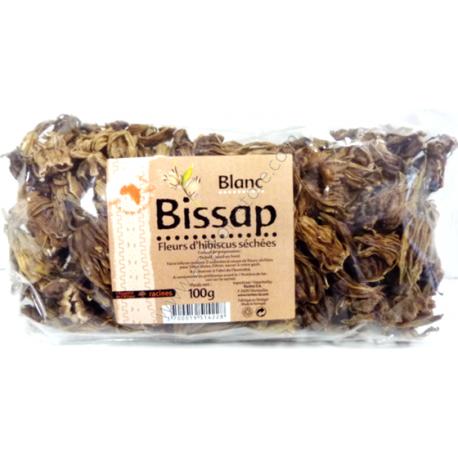 FLEUR DE BISSAP -  HIBISCUS BLANC