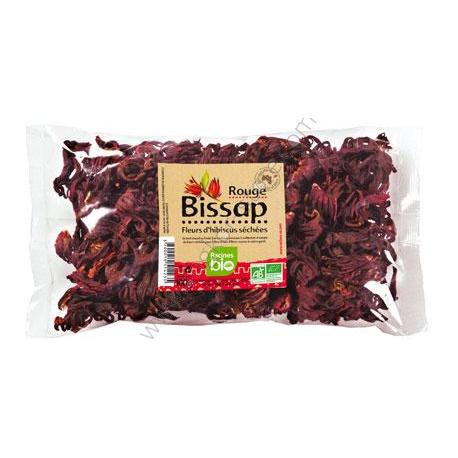 FLEUR DE BISSAP -  HIBISCUS ROUGE BIO