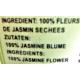 FLEUR DE JASMIN SECHEE