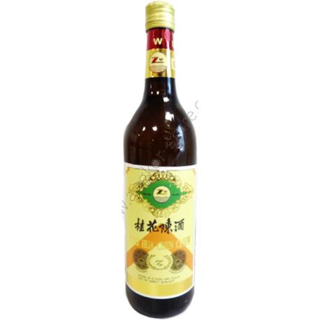 ALCOOL A LA FLEUR D OSMANTHE 12