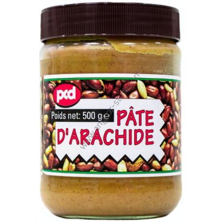 PATE D ARACHIDE