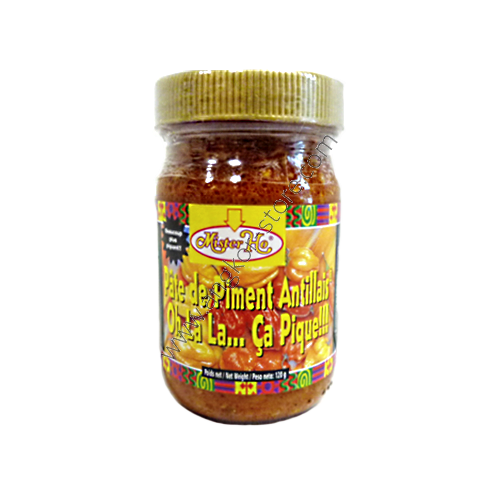 PATE DE PIMENT ANTILLAIS JAUNE