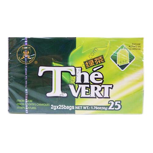 THE VERT DE CHINE 25 P