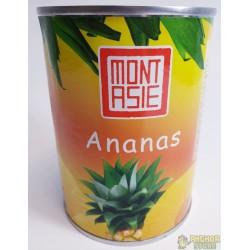 ANANAS EN TRANCHE AU SIROP...