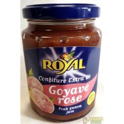 CONFITURE A LA GOYAVE ROSE...