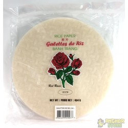 GALETTE DE RIZ 22 CM - 0.454Kg