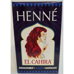 HENNE ACAJOU EL CAHIRA -...
