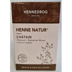 HENNE CHATAIN - 0.09Kg