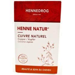 HENNE CUIVRE NATUREL - 0.09Kg