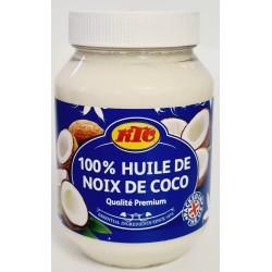 HUILE DE NOIX DE COCO - 0.5L