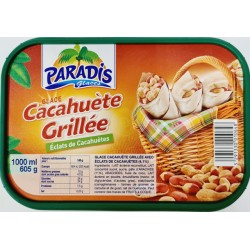 GLACE CACAHUETE GRILLEE - 1L