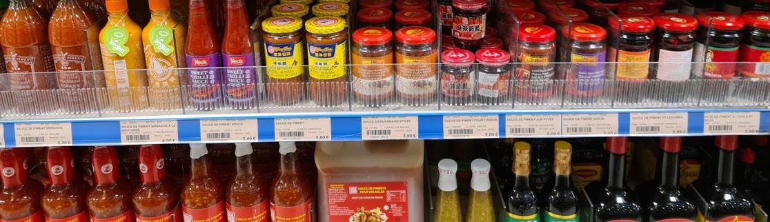 La meilleure sélection de produits asiatiques